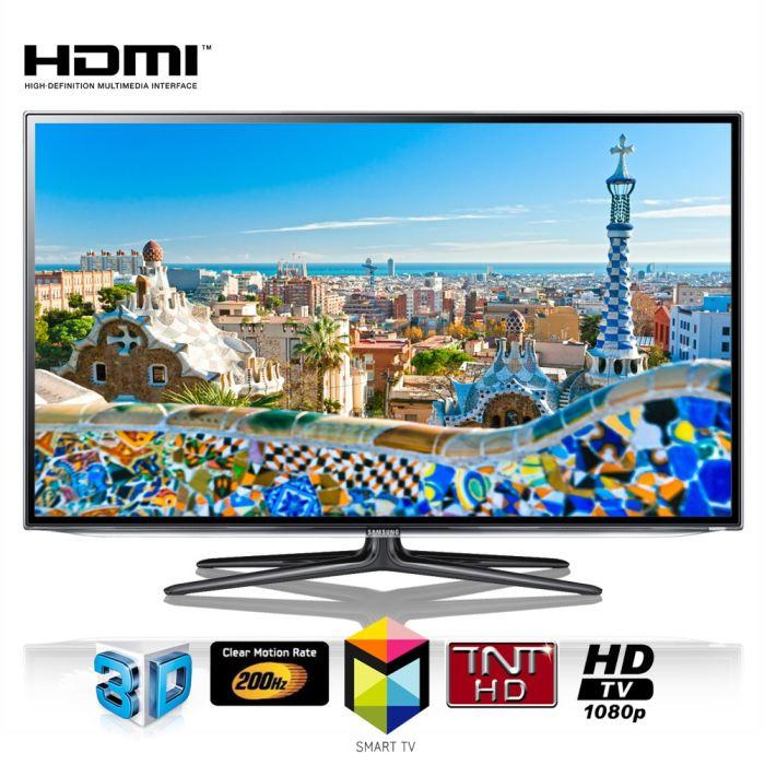 27350d7c7121d Acheter TV LED 3D Samsung 60″ ES 6100 sur Choix.ma meilleur prix au ...